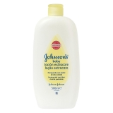 Loción Hidratante Extracare Johnson´s Baby 500ml