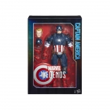 Hasbro- Marvel Legends Captain America