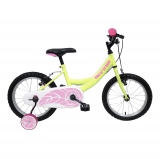 Bicicleta 16P First Girl by Orus 1vel Frenos VBrake Rue