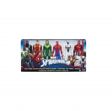 6 Figuras Spiderman 30 cm Series - Carrefour