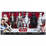 6 Figuras 30 cm Star Wars 8 - Carrefour
