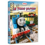 Thomas and Friends 4 a Todo Vapor - DVD