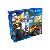 PS4 1TB con Ratchet & Clank + Rocket League.Negro