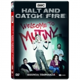Halt & Catch Temporada 2 - DVD