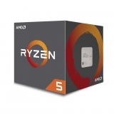 Procesador AMD AM4 Ryzen 5 1600X 6X4GHZ/19MB Box