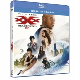 XXX Reactivated - Blu Ray 3D
