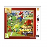 Mario Tennis Open Selects para 3DS