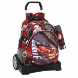 Mochila Modelo 391 con Carro Evolution Cars 3