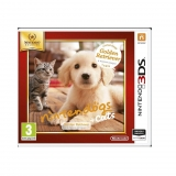 Nintendogs y Gato: Golden Retriever Nintendo Selects para 3DS