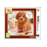 Nintendogs y Gato: Caniche Toy Nintendo Selects para 3DS