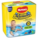 Bañador desechable Huggies® Little Swimmers T3-T4, 20 uds