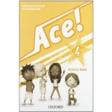 Ace! 4: Activity Book