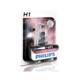 BLISTER LÁMPARA PHILIPS H1 VISION PLUS  60% + LUZ