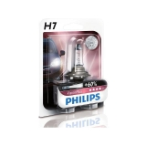 BLISTER LÁMPARA PHILIPS H7 VISION PLUS 60% + LUZ