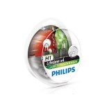 SET LÁMPARAS PHILIPS H1 ECO LONGLIFE