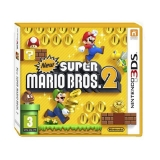 New Super Mario Bros 2 para 3DS