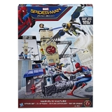 Hasbro - Spiderman Web City Playset 15cm