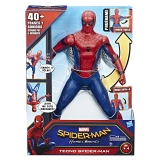 Hasbro - Spiderman Figura Interactiva 35cm