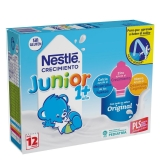 Pack Tres Crecimiento Nestlé Junior Original 200 ml