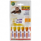 Pack Pipeta para Gato Dixie 7x1 ml