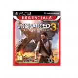 Uncharted 3 La Tración de Drake Essentials para PS3