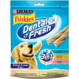 Snacks para Perro Mediano y Grande Purina Friskies Dental Fresh 180 gr