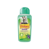 Champú para Perro Purina Friskies  Essential Oils Neutral Ph  Pelo Duro 250 ml