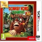 Donkey Kong Country Returns para 3DS