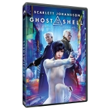 Ghost In The Shell: El Alma De La Maquina. DVD