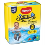 Bañador desechable Huggies® Little Swimmers T2-T3, 20 uds