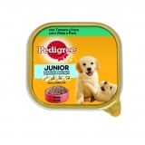 Tarrina Pedigree Junior 300gr