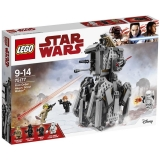 Lego - First Order Heavy Scout Walker