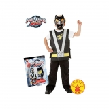 Power Ranger Negro Action Set para Niños