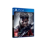 Dishonored:La Muerte del Forastero para PS4