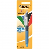 Boligrafo 4 Colores Grip Medium Bl1
