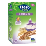 Papilla Hero Baby Multicereales 1200 gr