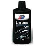 CERA 3CV  COLOR NEGRO 250 ML