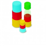 Cubos Stacking 9 Piezas - Carrefour