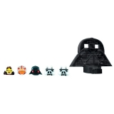 Angry Birds Jenga Darth Vader Game