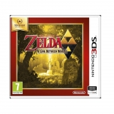 Zelda a Link Between Worlds Nintendo Selects para 3DS