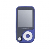 Lector MP4 4GB Sunstech Thorn - Azul