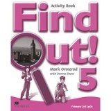 Find Out 5 Act Pk (Songs Cd+Cd