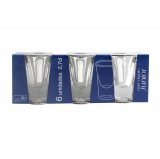Set de 6 Vaso de Vidrio HOME STYLE Junior 2,7cl- Transparente
