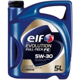 ACEITE SINTÉTICO ELF EVOLUTION FULL-TECH FE 5W30  5L