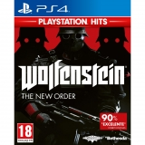 Wolfenstein: The New Order para PS4