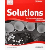 Solutions Pre Intermediate Workbook & CD Pack 2ª Edición