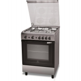 Cocina Gas Natural Indesit I6GG1F(X)/P
