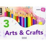 Think Do Learn Arts & Crafts 3rd Primary Student's Book Module 1