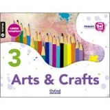 Think Do Learn Arts & Crafts 3rd Primary Student's Book Module 3