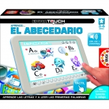 Educa Borras - Educa Touch Junior Aprendo el Abecedario
